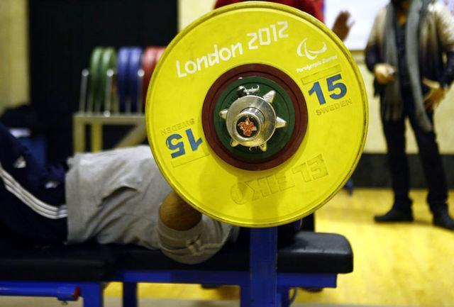 وزنه برداران معلول به نقره و برنز قهرمانی آسیا دست یافتند