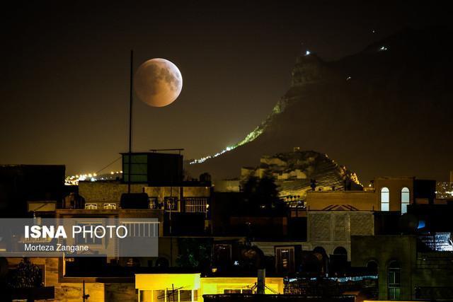 امشب فرصت مناسب برای عکاسی از ماه کامل