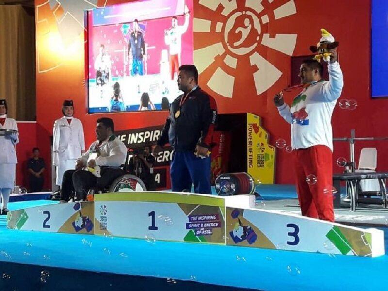 خبرنگاران ورزشکار معلول فارس به اردوی تیم ملی وزنه برداری دعوت شد