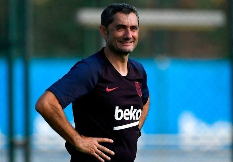تقاضای والورده از باشگاه بارسلونا برای خرید دو بازیکن دیگر