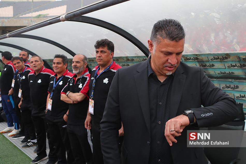 علی دایی به لیگ برتر باز می گردد