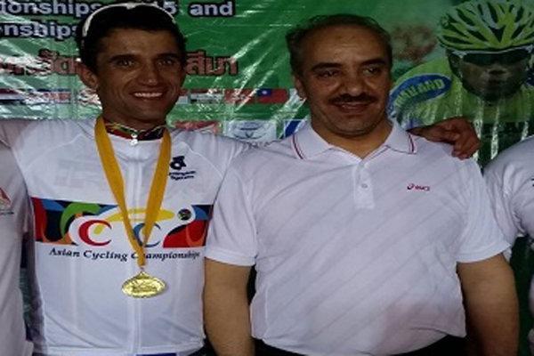 عسگری بار دیگر طلایی شد، دومین سهمیه المپیک برای ورزش ایران