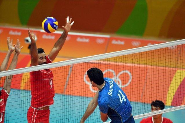 والیبالیست های ایران پس از شکست مقابل آرژانتین چه گفتند؟