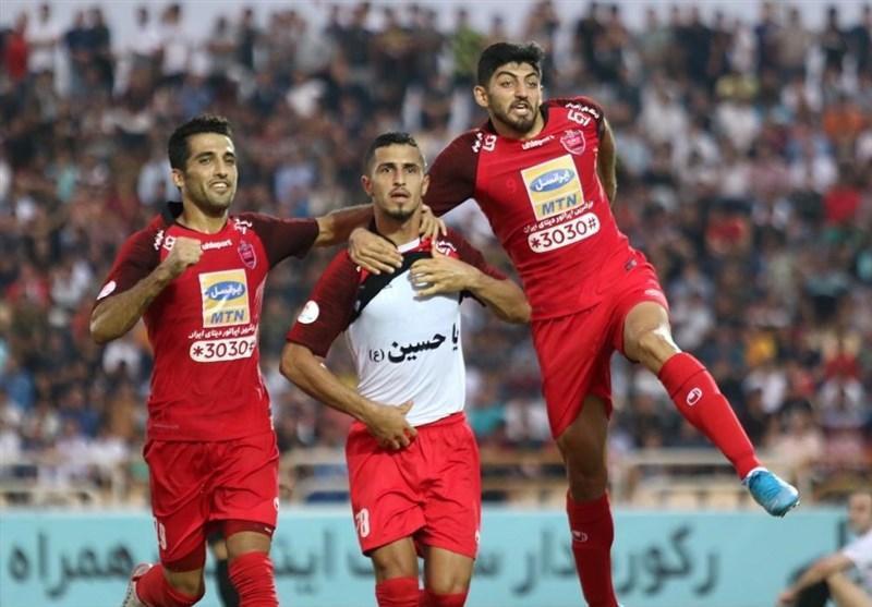 تیم منتخب هفته هشتم لیگ برتر فوتبال