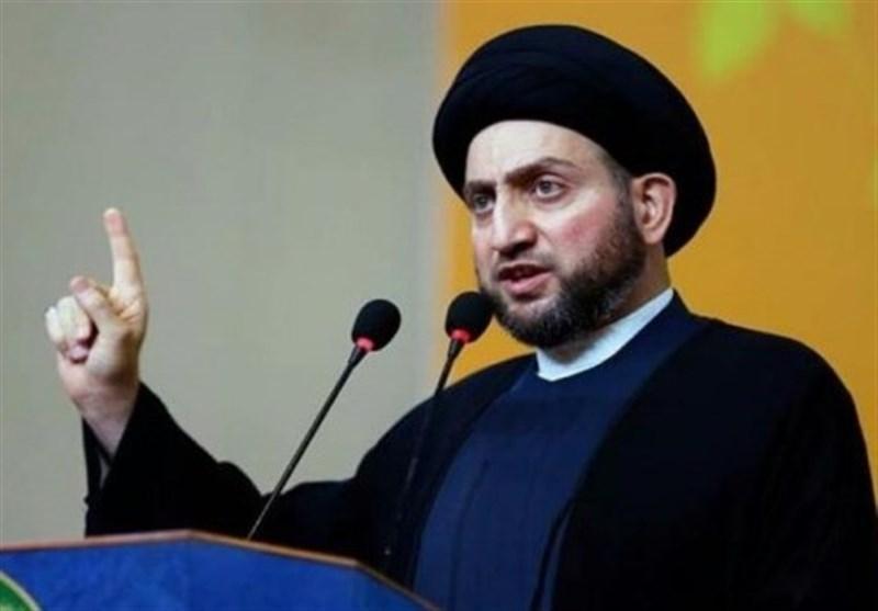 حمایت حکیم از اقدامات مجلس عراق