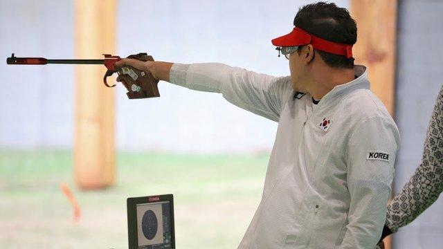 تیرانداز کره ای با رکوردشکنی به طلای المپیک رسید