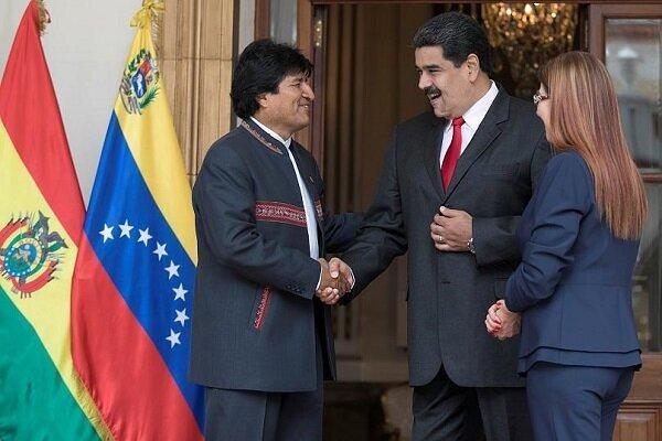 تلاش غرب برای تکرار کودتای بولیوی در ونزوئلا