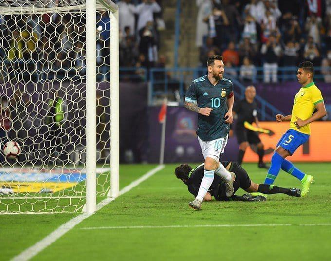 برزیل 0-1 آرژانتین؛ پیروزی آلبی سلسته با گلزنی مسی