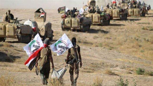 9 نیروی حشد شعبی در مقابله با داعش کشته و زخمی شدند