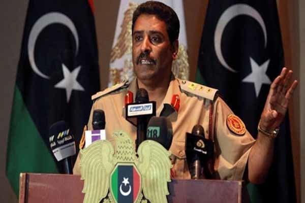 زمان مذاکرات دیپلماتیک برای حل بحران لیبی به انتها رسیده است