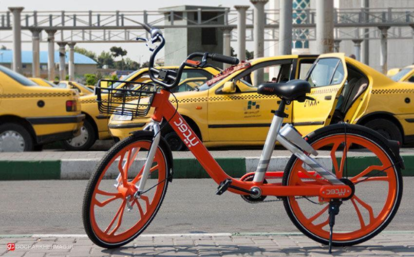 چه خبر از دوچرخه های نارنجی بیدود ، تکلیف پول مردم چه می گردد؟