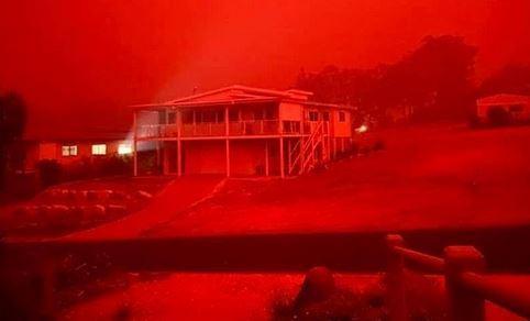 محاصره 4 هزار نفر در ایست گیپسلند استرالیا