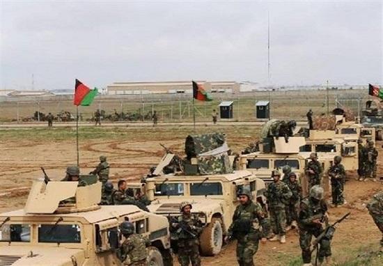 جان باختن 21 نیروی امنیتی افغانستان در بلخ و قندوز