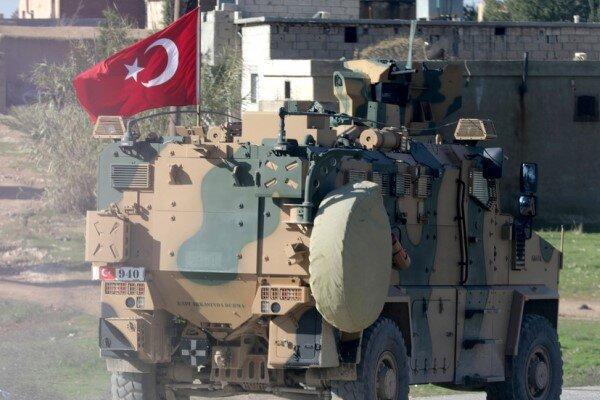 حرکت ستون نظامی جدید ترکیه به سوی ادلب