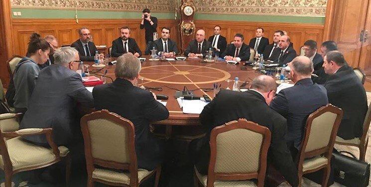 ترکیه جزئیات نشست با روس ها را اظهار داشت