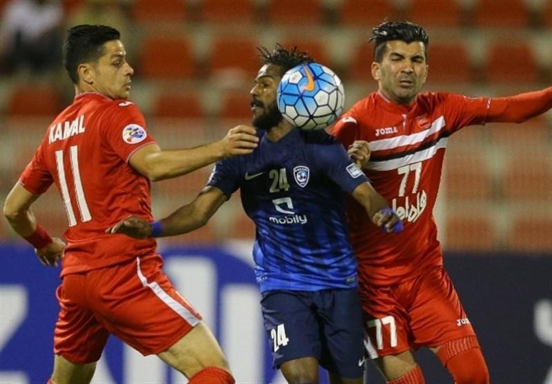 AFC دو بازیکن محروم پرسپولیس را در فهرست بازی با الهلال قرار داد