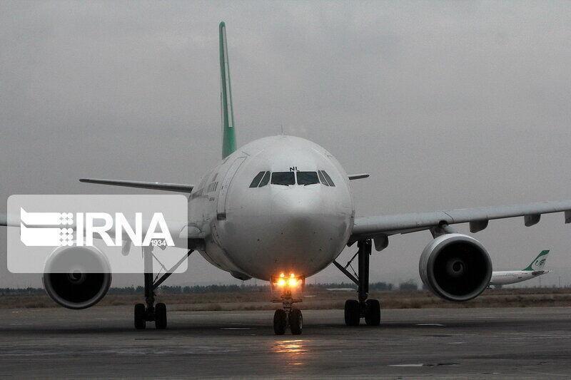 خبرنگاران شرایط نامساعد جوی پروازهای ایلام را لغو کرد