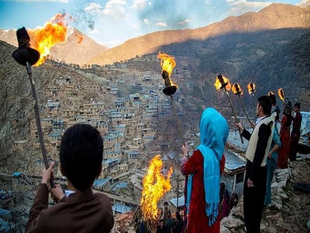 آداب و رسوم نوروزی اقوام کرد را بشناسید