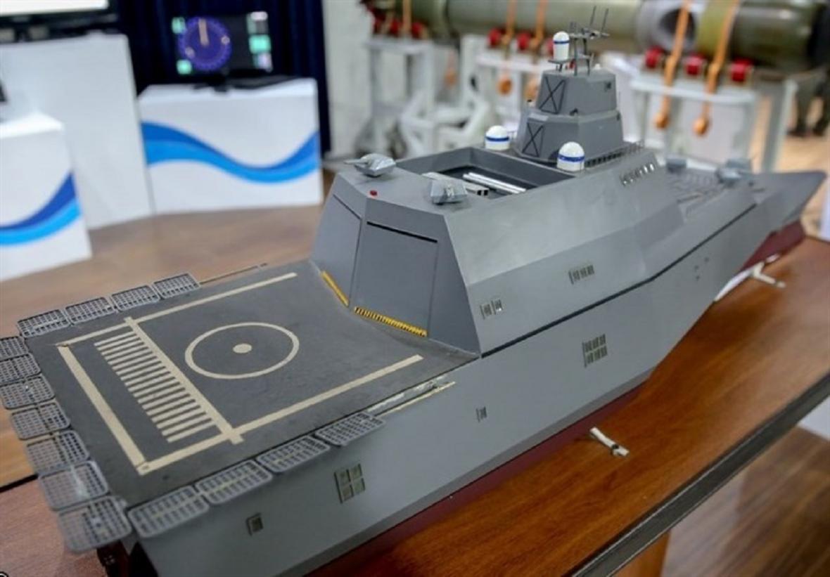تحولی بزرگ در نیروی دریایی ارتش، ناوشکن های جدید ایران چه ویژگی هایی دارند؟