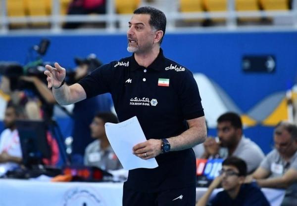 اسامی کادر فنی تیم والیبال جوانان اعلام شد